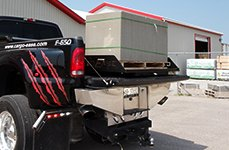Cargo Ease® - Titan Series Bed Slide on Ford F-650