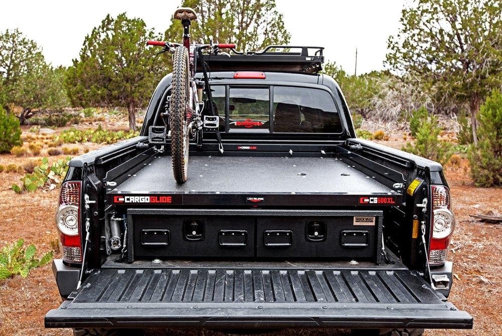 cargoglide™ | truck bed slides & cargo management — carid