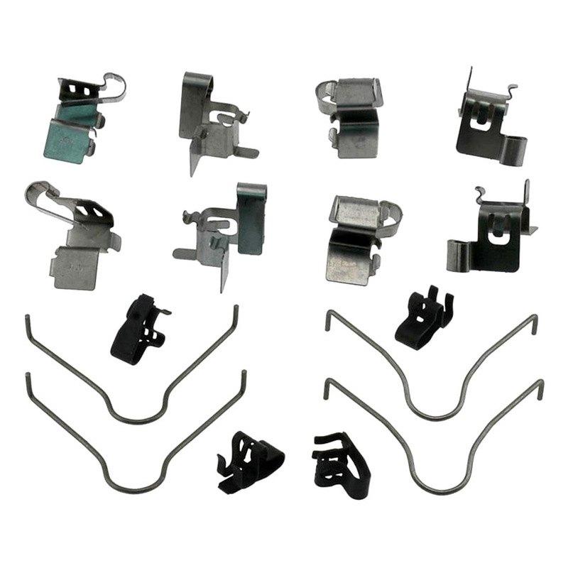 Carlson Quality Brake Parts H5503 Disc Brake Hardware Kit