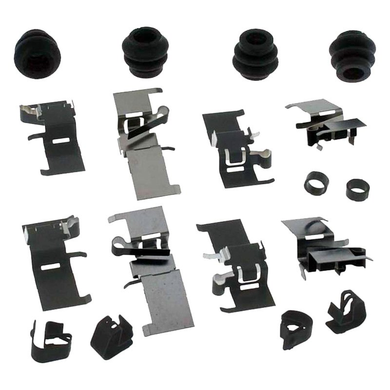 Disc Brake Hardware Kit Front Carlson 13456Q fits 2007 Toyota Camry