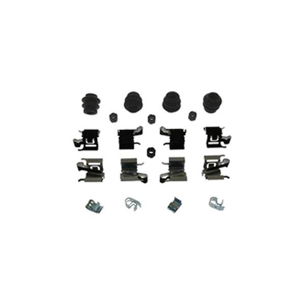 Carlson 13582Q Rear Disc Brake Hardware Kit