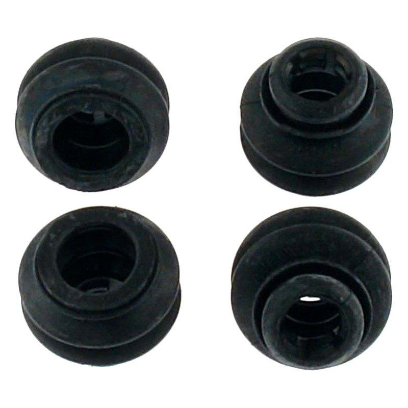 Disc Brake Caliper Guide Pin Boot Kit Front,Rear Carlson 16166