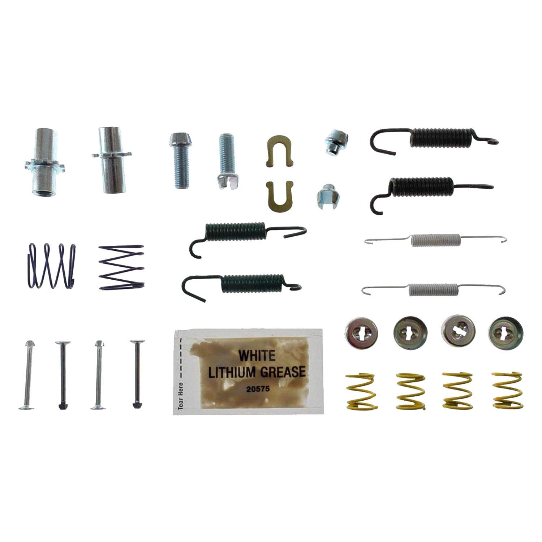 Carlson® - Rear Parking Brake Hardware Kit