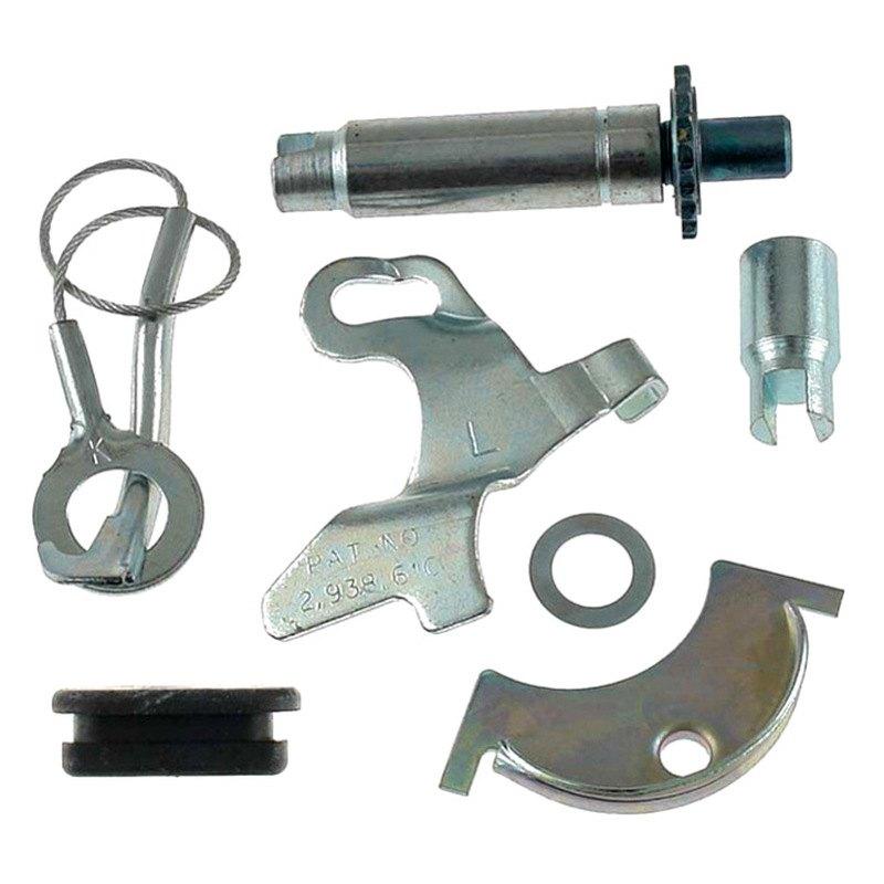 carlson ford ranger 1988 rear drum brake self adjusting repair kit. Black Bedroom Furniture Sets. Home Design Ideas