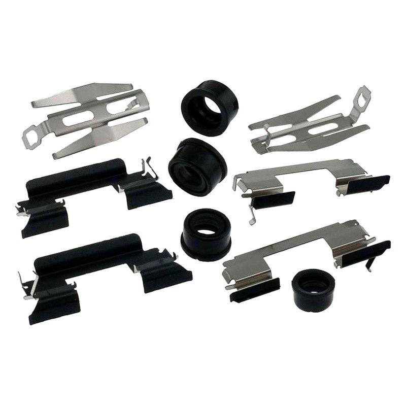 Carlson H5618 Rear Disc Brake Hardware Kit