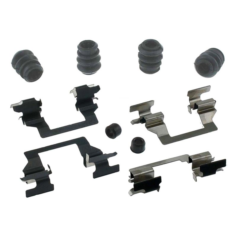 Carlson Quality Brake Parts H5758Q Disc Brake Hardware Kit