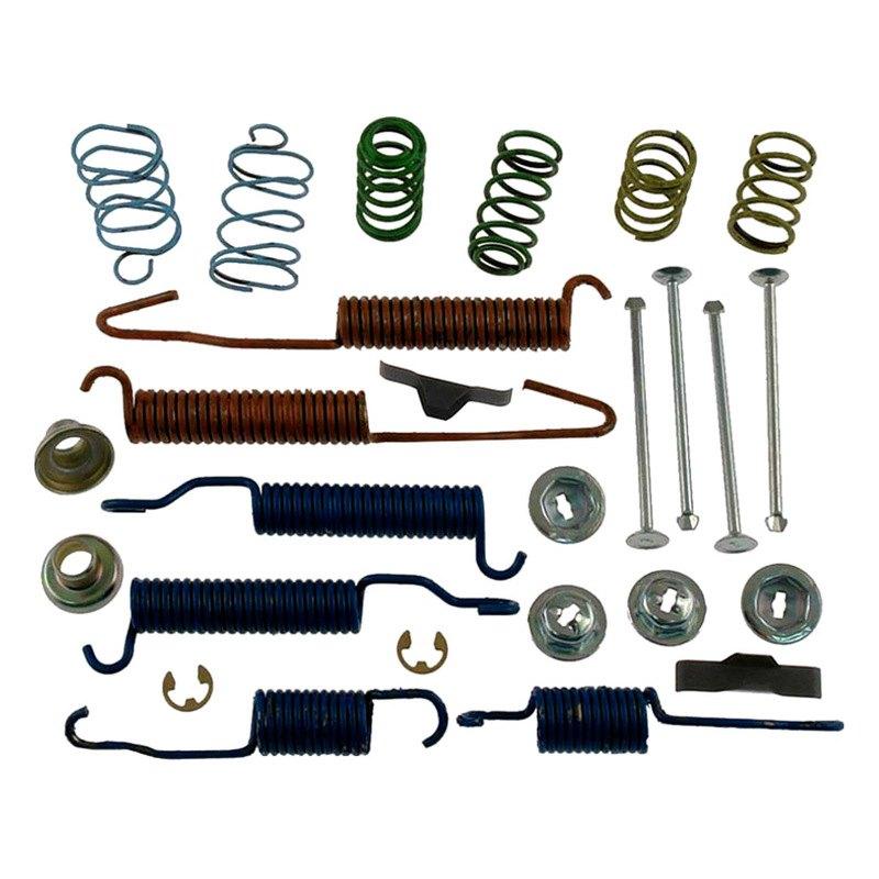 carlson dodge ram 1997 rear drum brake hardware kit. Black Bedroom Furniture Sets. Home Design Ideas