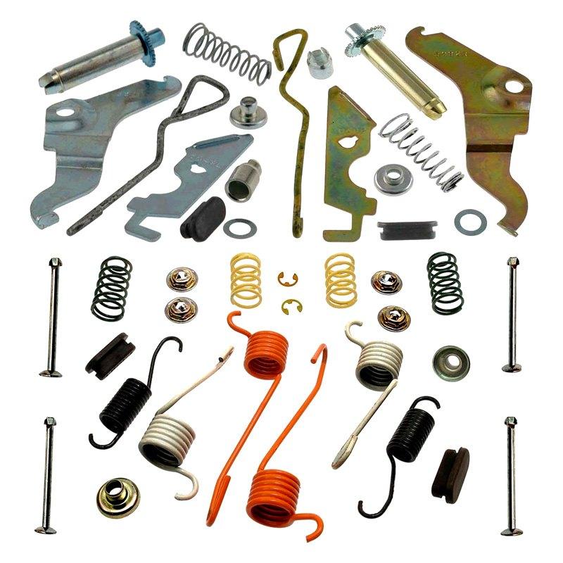 carlson dodge ram 1997 pro rear drum brake hardware kit. Black Bedroom Furniture Sets. Home Design Ideas