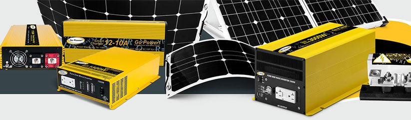 Carmanah Power Inverters, Chargers & Solar Kits