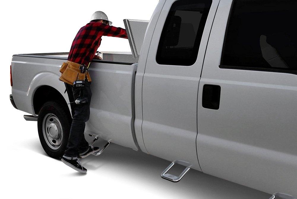 Truck Cab Side Step-Hoop II Truck Step CARR 103992-1