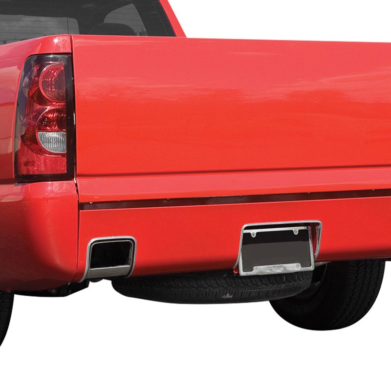 Roll Pan With Square Exhaust Cutouts