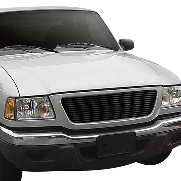 carriage works ford ranger 2001 2003 black billet grille. Black Bedroom Furniture Sets. Home Design Ideas