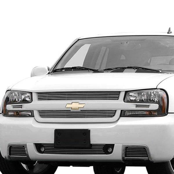 Chevy Trailblazer 2008 Polished Billet