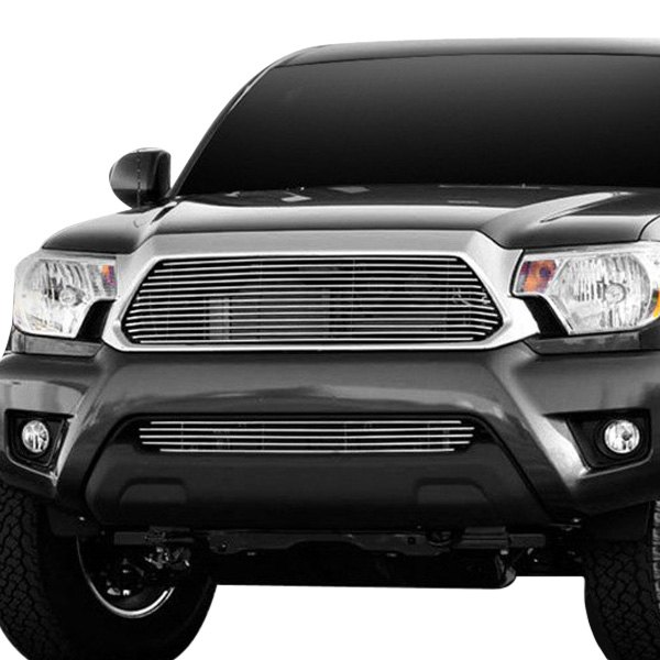 Carriage works toyota tacoma 2013 1 pc polished billet - 2013 toyota tacoma interior accessories ...