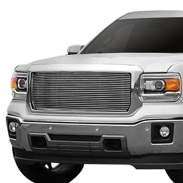 Carriage works gmc sierra 2015 polished billet grille - Grilles indiciaires fpt 2015 ...