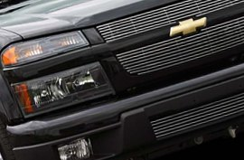 Carriage Works® - Grille on Chevy Colorado