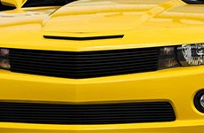 Carriage Works® - Grille on Chevy Camaro