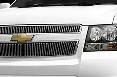 Carriage Works® - Grille on Chevy Tahoe