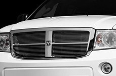 Carriage Works® - Grille on Dodge Caliber