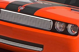 Carriage Works® - Grille on Dodge Challanger