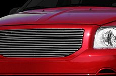 Carriage Works® - Grille on Dodge Magnum