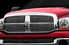 Carriage Works® - Grille on Dodge Ram