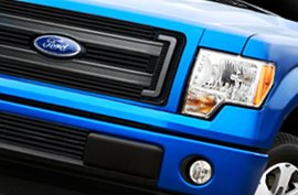 Carriage Works® - Grille on Ford F-150