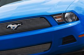Carriage Works® - Grille on FordMustang