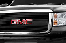 Carriage Works® - Grille on GMC Sierra