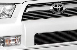 Carriage Works® - Grille on Toyota Runner