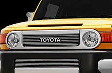 Carriage Works® - Grille on Toyota FJ Cruiser
