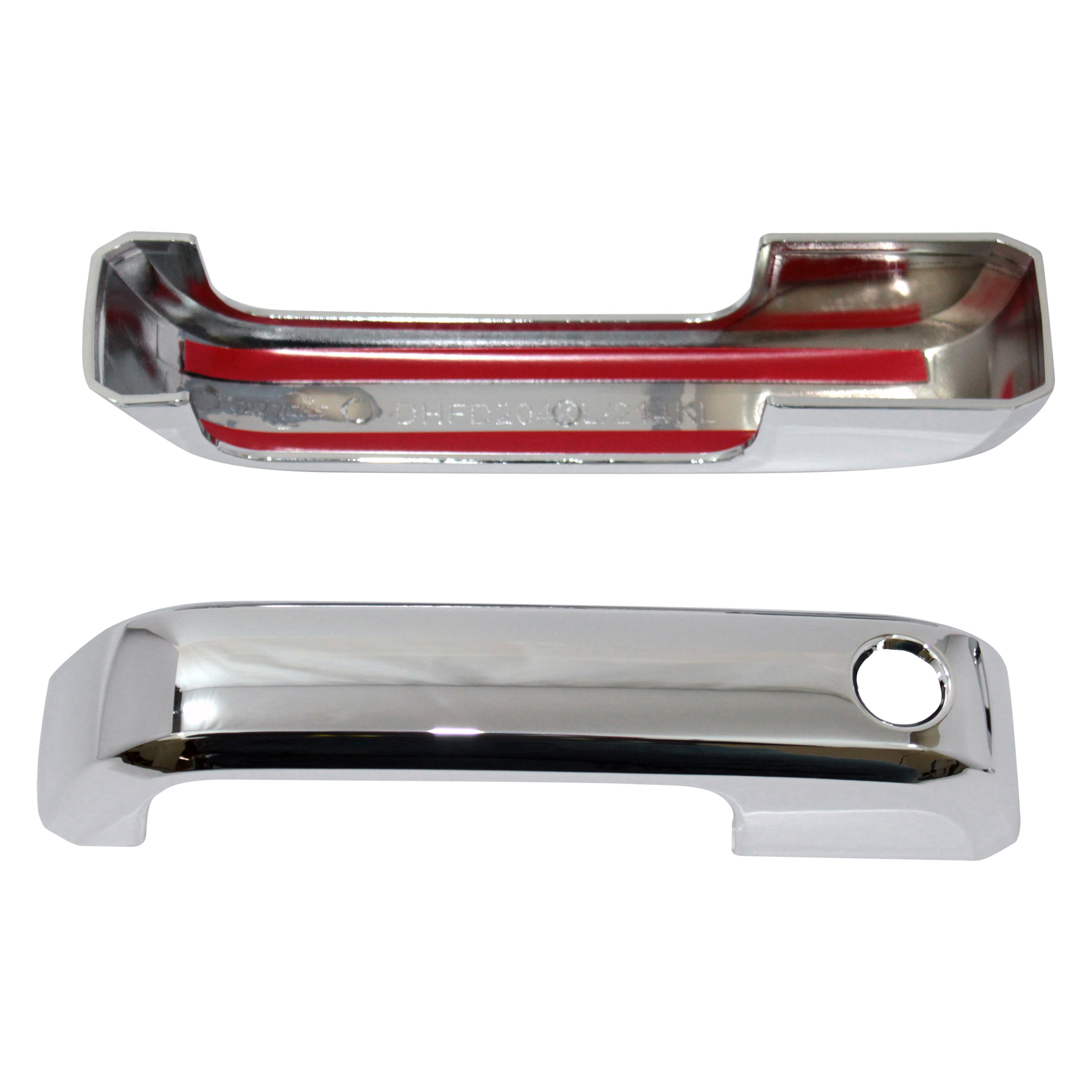 Carrichs 174 Chrome Door Handle Covers