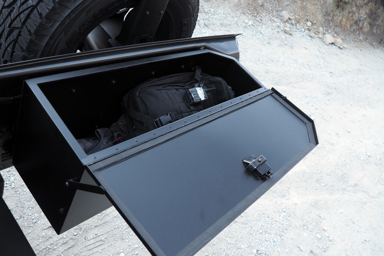 Carrichs Tailgate Storage Box