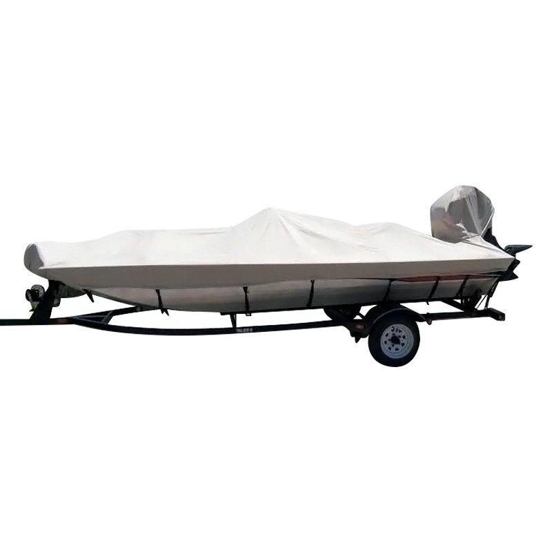 Aluminum Boat Cover : Carver p aluminum modified v jon boat with high