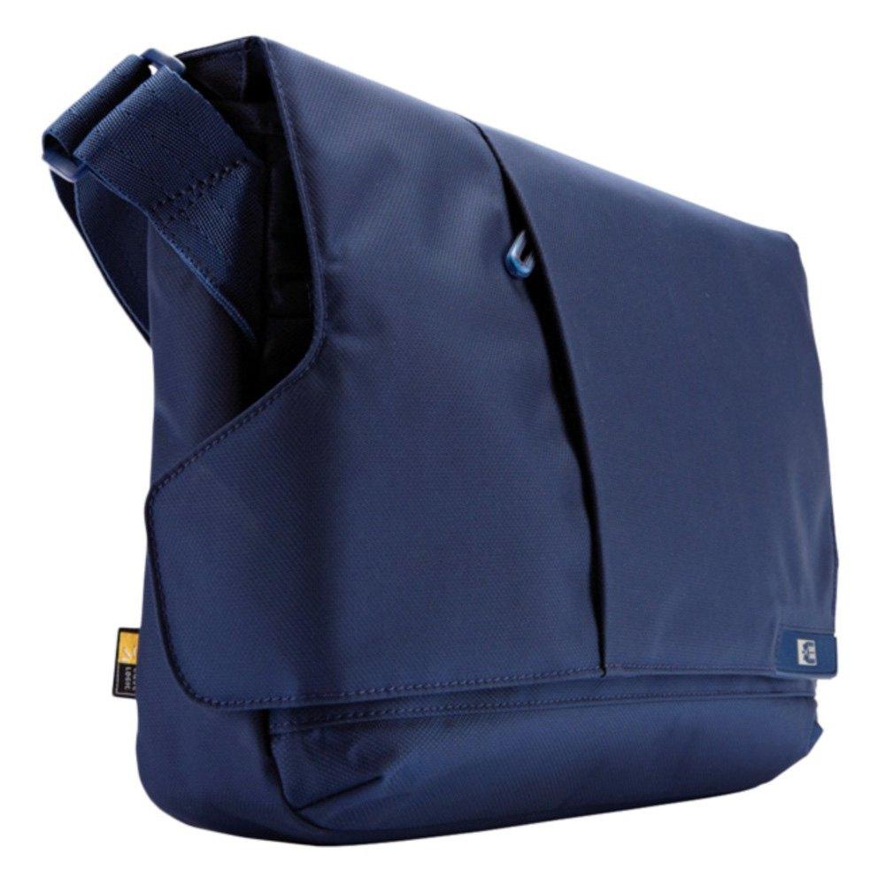 Case logic 11 6 nylon laptop and ipad messenger bag for Housse case logic