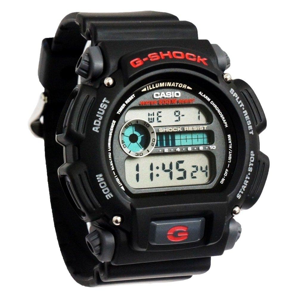 Casio® DW-9052-1VCF - G Shock Mens Watch Black