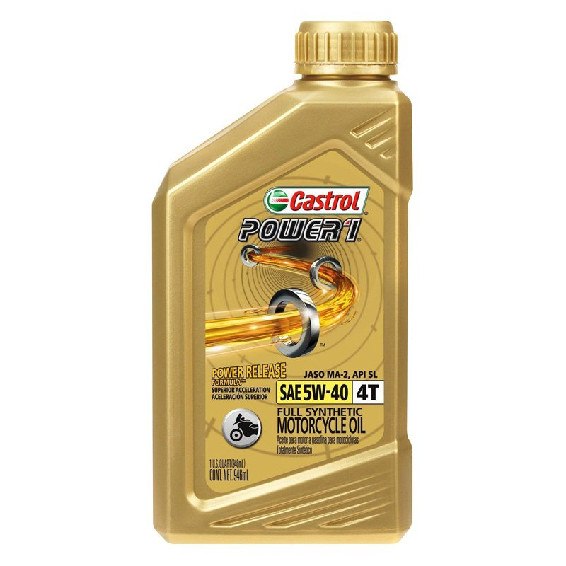 Castrol Power Rs Racing 4t Engine Oil