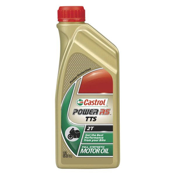 castrol 12899 power rs tts 2t motor oil 1 liter. Black Bedroom Furniture Sets. Home Design Ideas