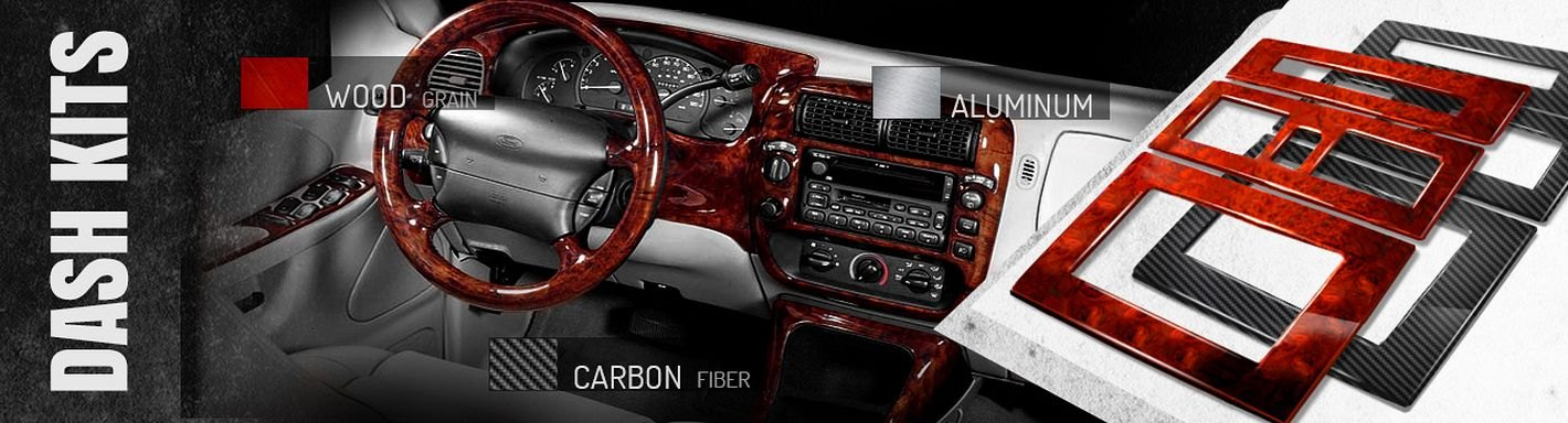 Ford Ranger Dash Kits - 2000