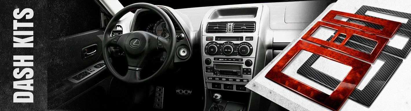 Lexus IS Dash Kits - 2001