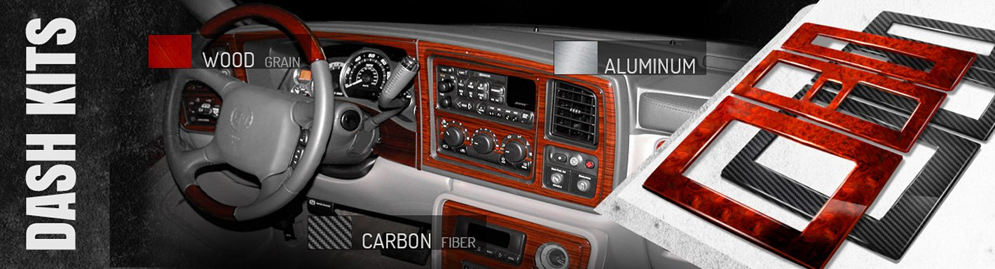 Cadillac Escalade Dash Kits - 2002