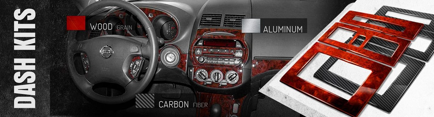 2003 Nissan Altima Custom Dash Kits