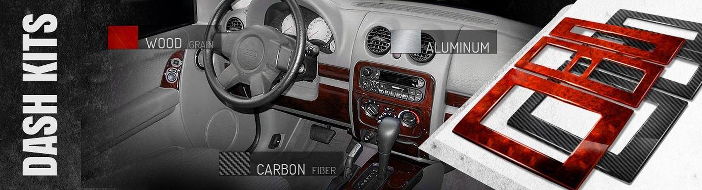 2002 Jeep Liberty Custom Dash Kits