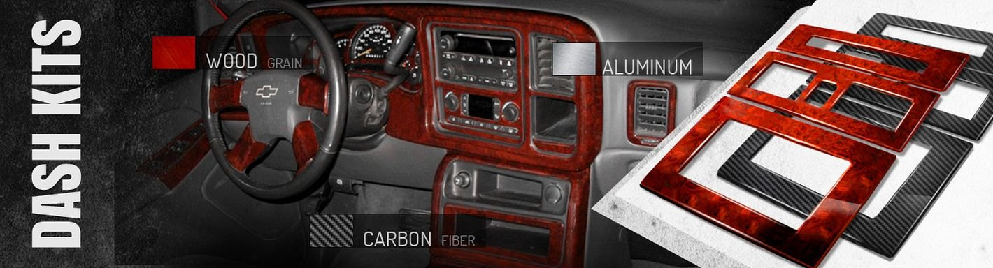 Chevy Silverado Dash Kits - 2003