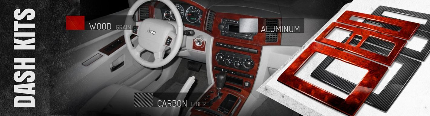Jeep Grand Cherokee Dash Kits - 2007