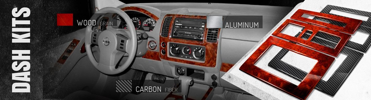 Nissan Frontier Dash Kits - 2006