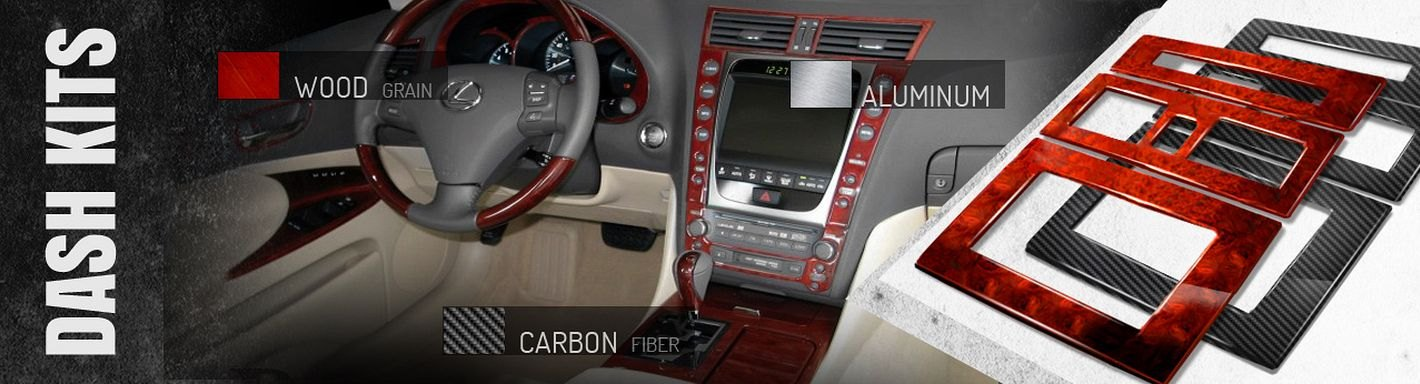 Lexus GS Dash Kits - 2006