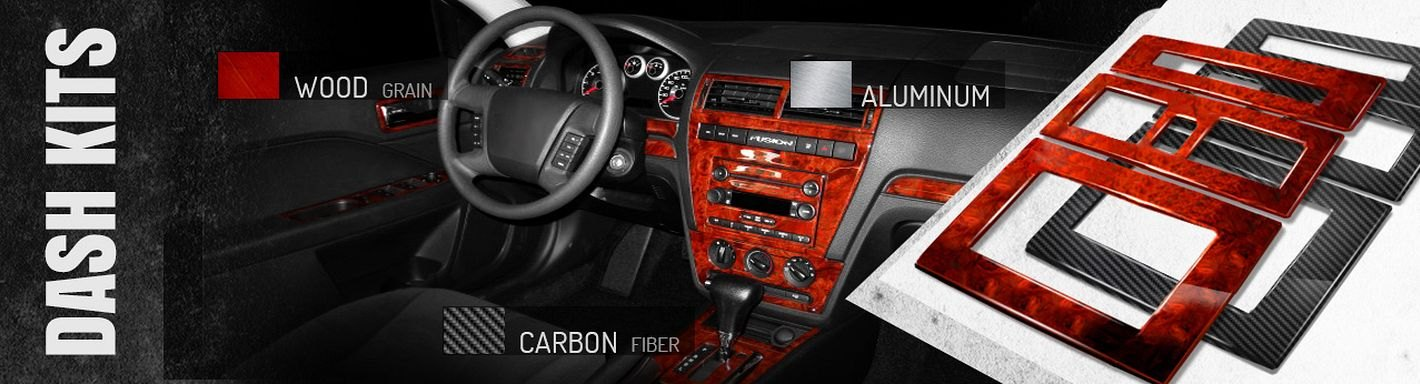 Mercury Milan Dash Kits - 2010