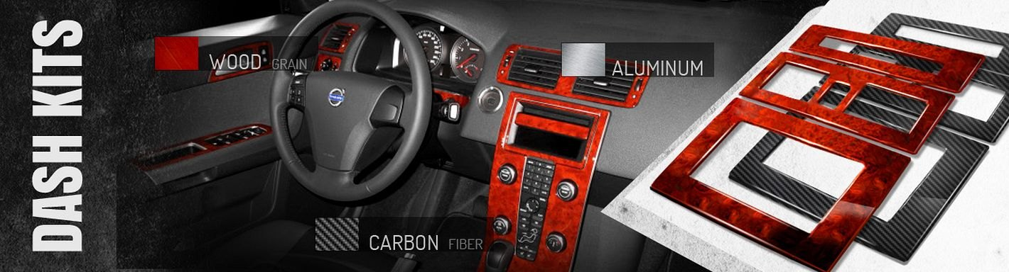 Volvo C70 Dash Kits - 2012