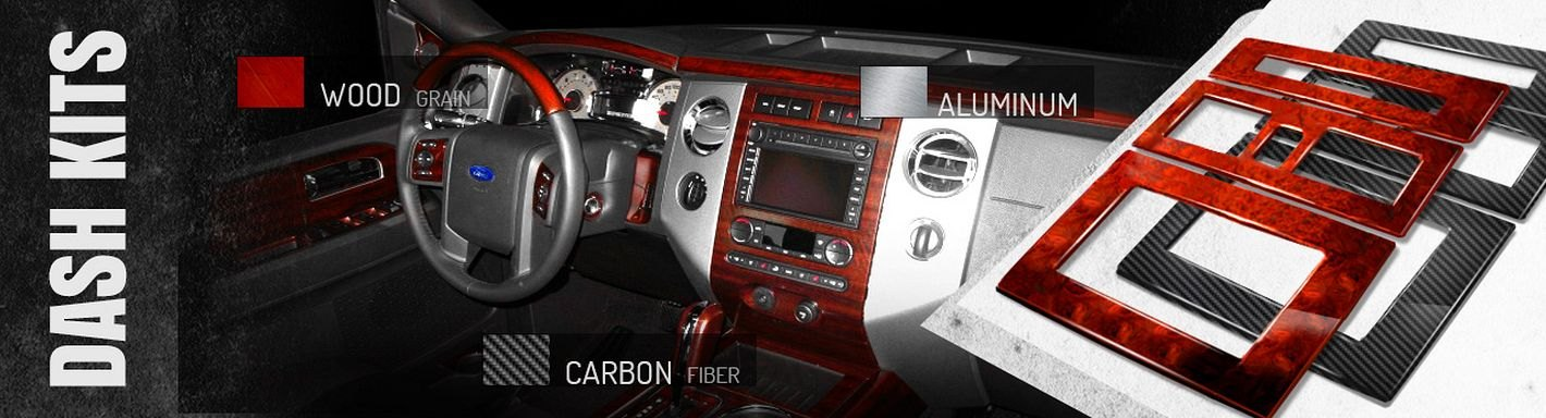 Ford Expedition Dash Kits - 2008